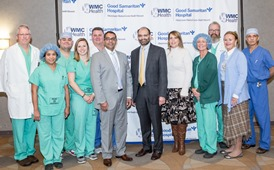Esteemed Cardiothoracic Surgeon Introduced at Good Samaritan Hospital