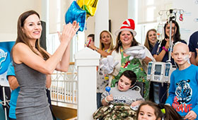 At Maria Fareri Children's Hospital, Former American Idol Judge  Kara DioGuardi Announces December 3rd Tri-State Rocks Event