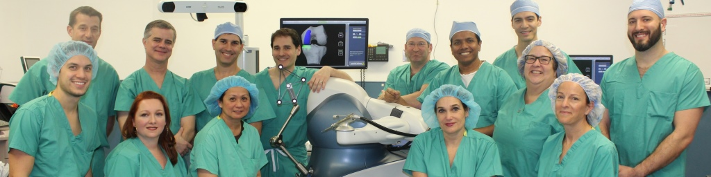 Mako Robotic-Arm Assisted Surgery